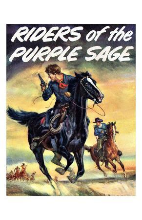 The Riders of the Puple Sage