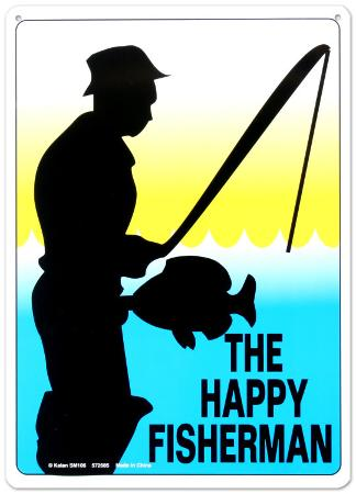 The Happy Fisherman