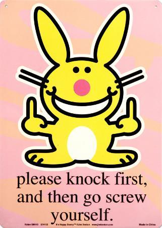 Sucky Losers Not Allowed