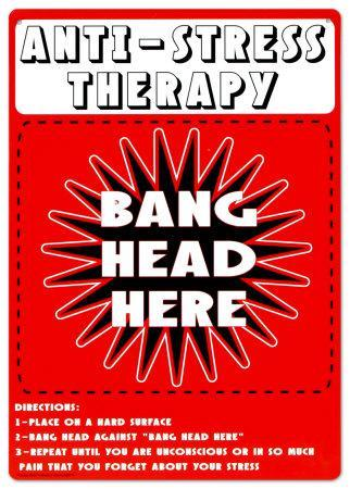 Anti Stress Therapy