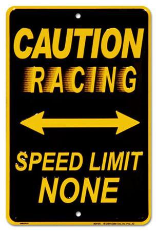 Racing Caution