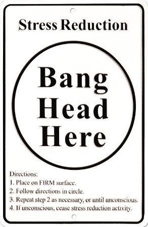Bang Head Here