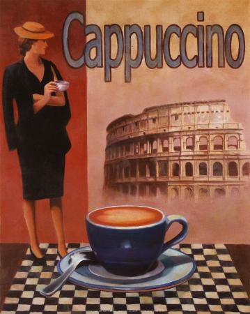 Cappuccino, Roma