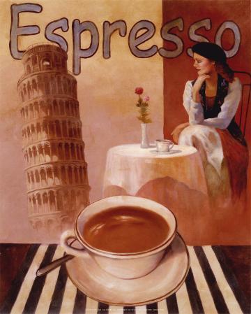 Espresso, Pisa