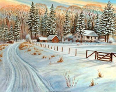 Winter Scene IV