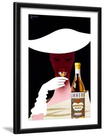 Linherr Vermouth Poster