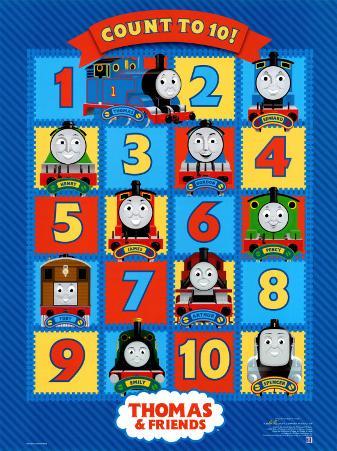 Thomas Counting