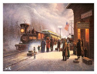 When the Denver Rode the Rails