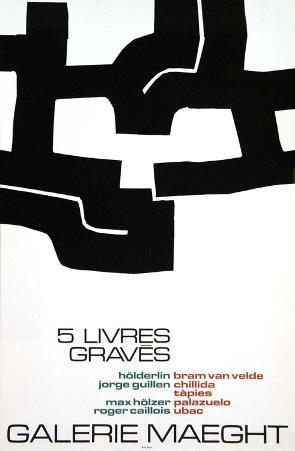 Cinq Livres Graves, 1974
