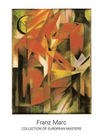 Die Fuchse, 1913