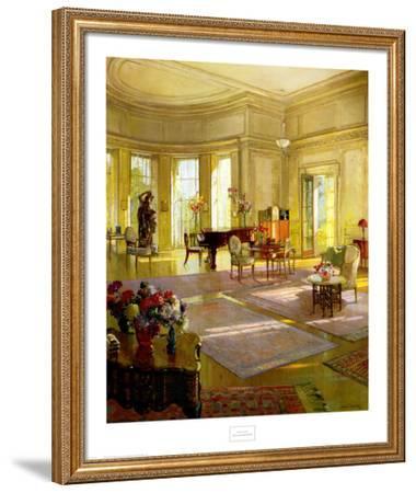 Maude Allan's Music Room