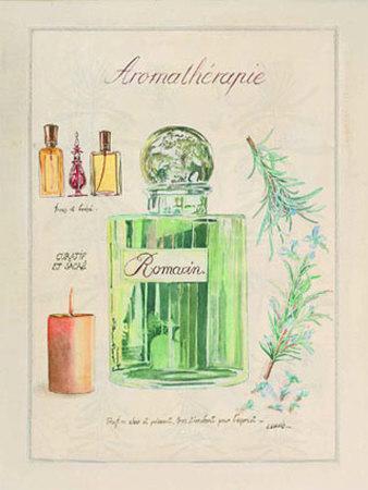 Aromatherapie, Romarin