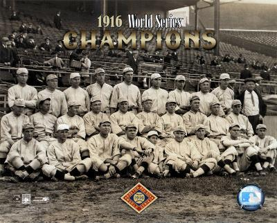 1916 World Series Champion Red SoxTeam