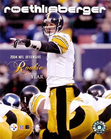 Ben Roethlisberger - '04 Offensive ROY