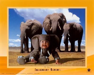 Imaginary Safari, Elephant