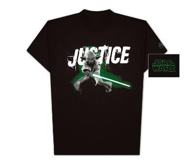 Star Wars: Episode 3 - Justice Yoda