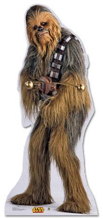 Chewbacca Cardboard Cutouts At Allposters Com