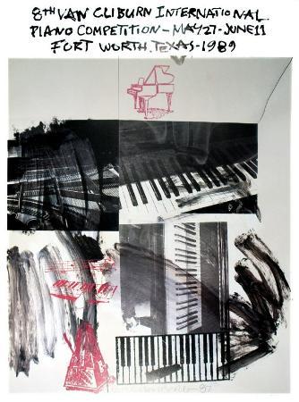 8th Van Cliburn International Piano Comeptition, 1989