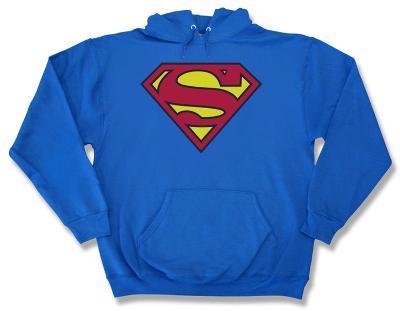Hoodie: Superman - Logo