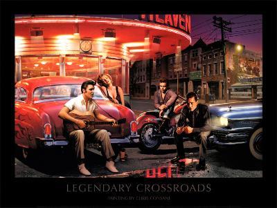Legendary Crossroads