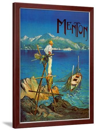 Menton Mer Montagne