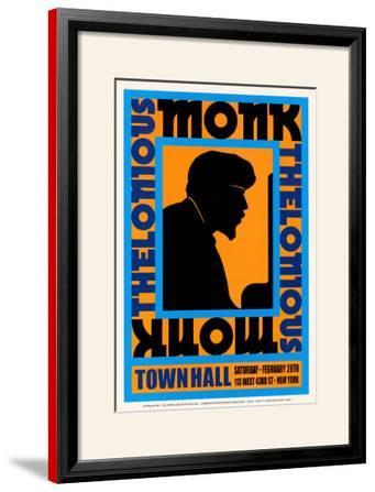 Thelonius Monk - Town Hall, NYC 1959
