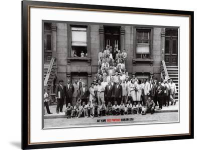 Jazz Portrait - Harlem, New York, 1958