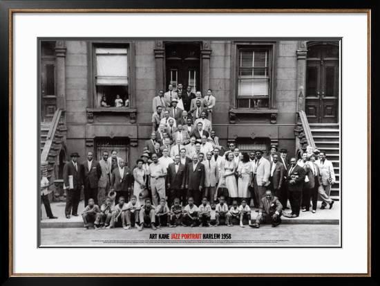 caea9f32239fbf Jazz Portrait - Harlem