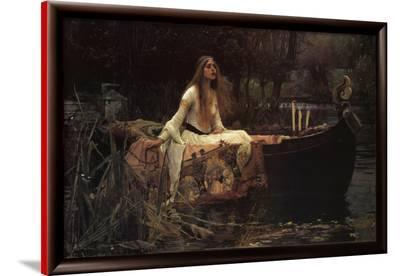 The Lady of Shalott, 1888