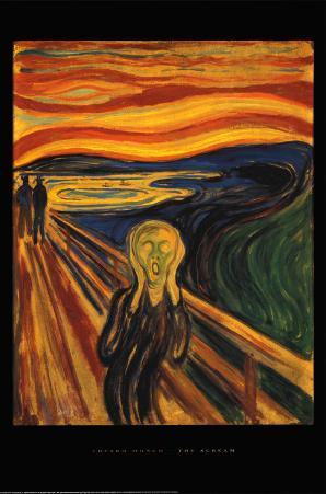 The Scream, c.1893