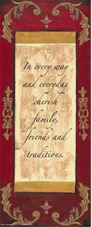 Words to Live By, Traditional: In Every Way