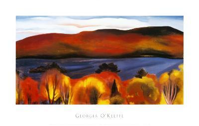 Lake George, Autumn, 1927