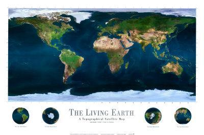 Spaceshots - The Living Earth