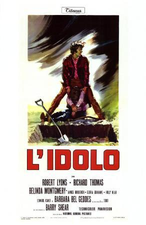 The Todd Killings (Italian release Style A)