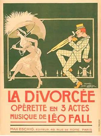 La Divorcee (c.1911)
