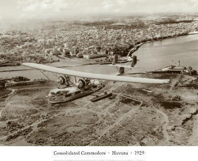 Consolidated Commodore, Havana, 1929