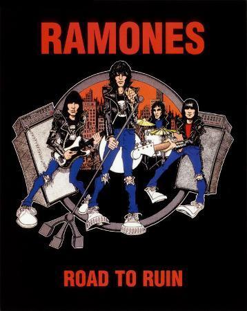 The Ramones - Road to Ruin