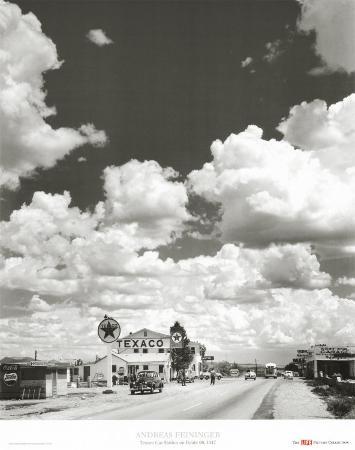 Route 66, Arizona, 1947