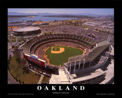 Oakland: Network Associates, Athletics Baseball