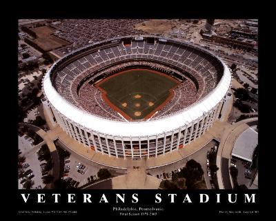 Veterans Stadium - Philadelphia, Pennsylvania (Baseball)