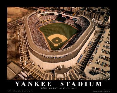 Yankee Stadium - Opening Day 1992