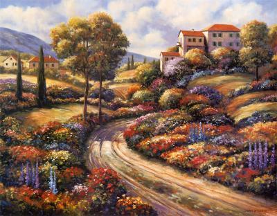 Tuscany Vistas II