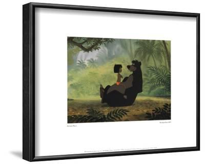 Mowgli and Baloo (Jungle Book) - ©Disney
