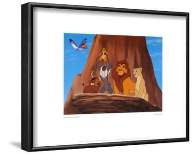 The Circle Continues (Lion King) - ©Disney