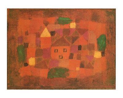 Paesaggio al Tramonto, c.1923