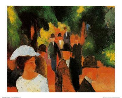 Promenade, c.1913