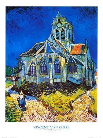 Church at Auvers, c.1896