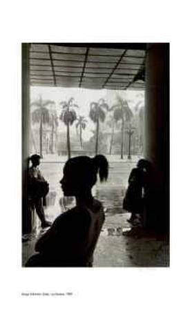 Three Girls - Cuba, La Havane