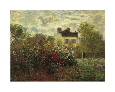 Artist's Garden in Argenteuil