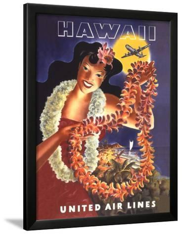 Hawaii - United Air Lines